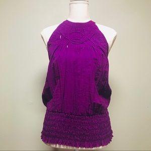 XOXO size medium purple shirt